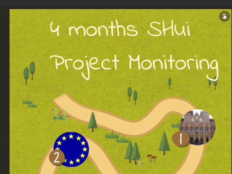 4 months Shui Project Monitoring
