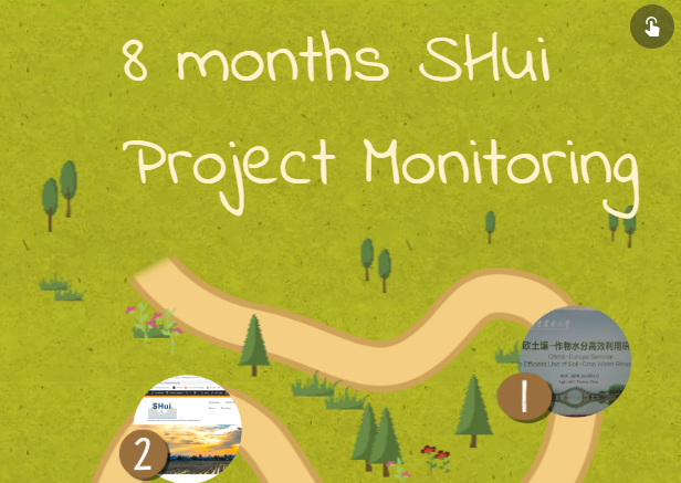 8 months SHui Project Monitoring
