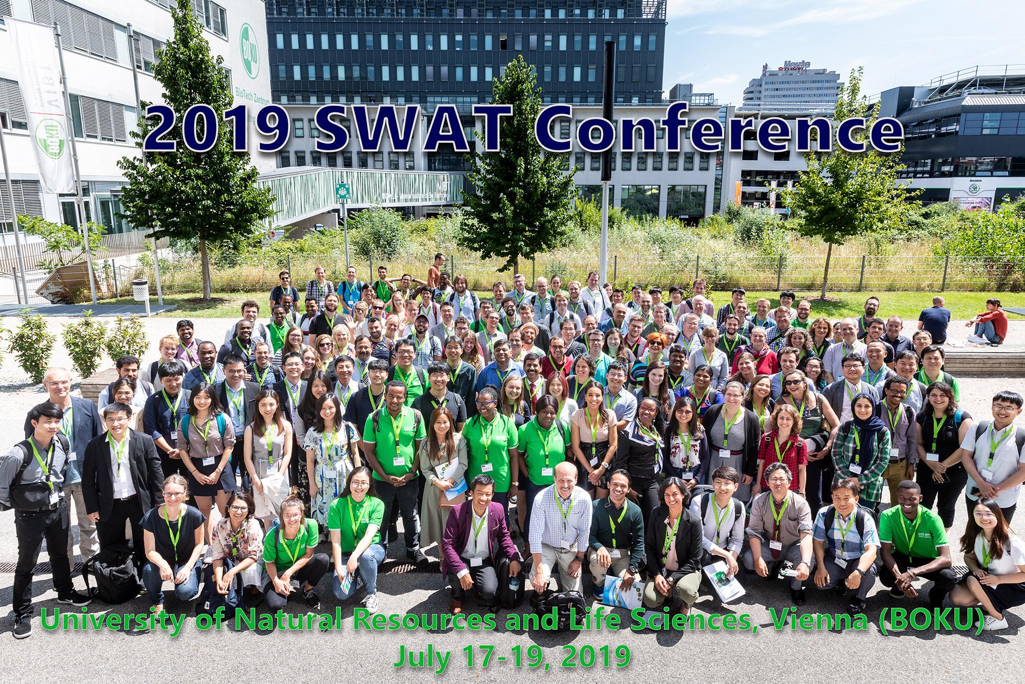SWAT Conference 2019: Vienna, Austria