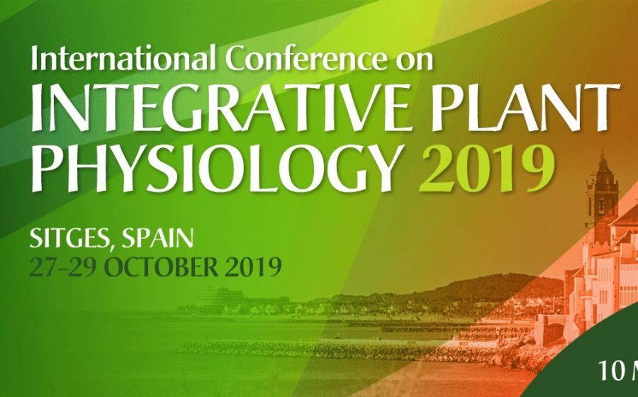 SHui project at the International Conference on Integrative Plant Physiology 2019