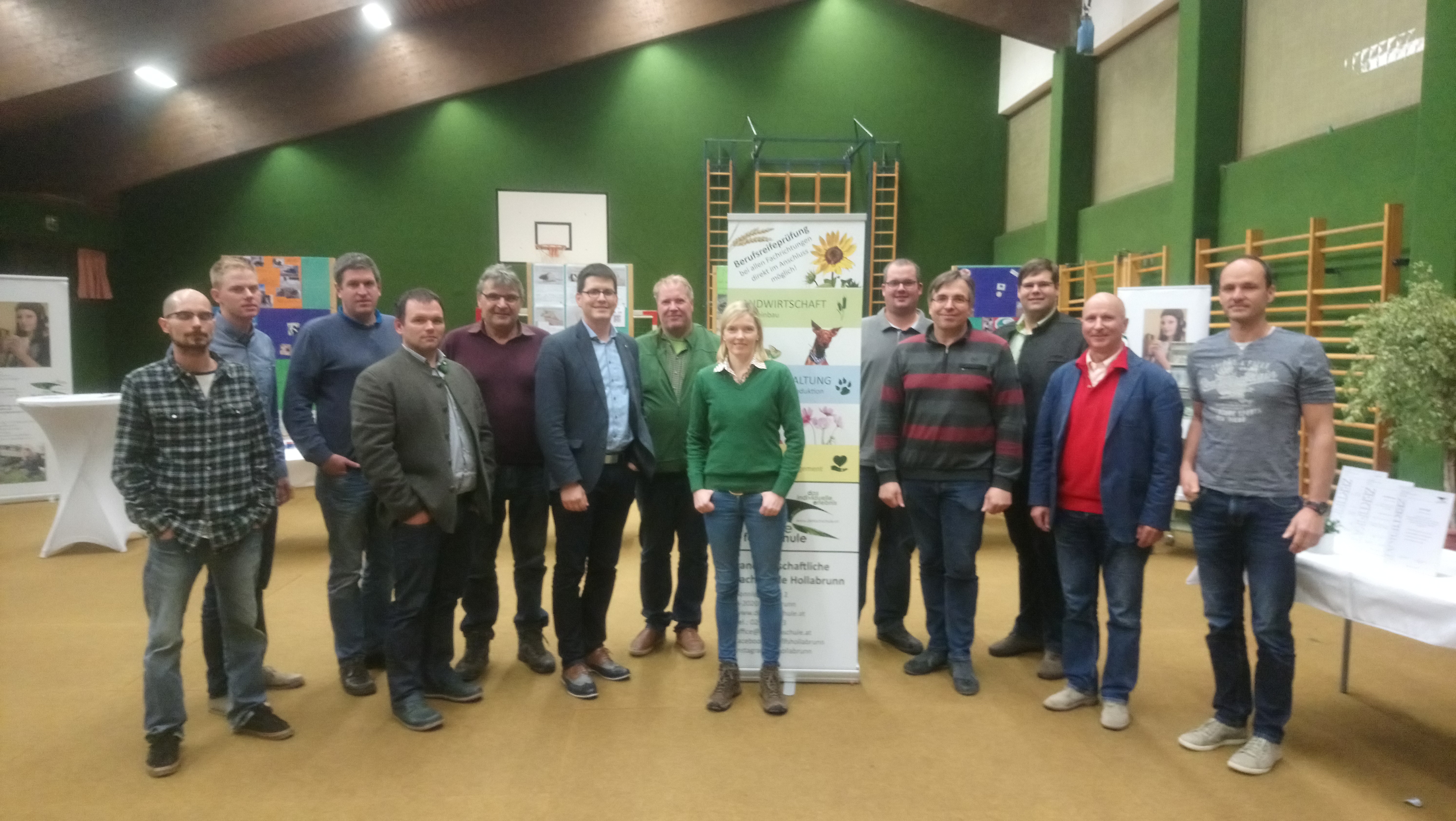 SHui focus group with farmers in Austria
