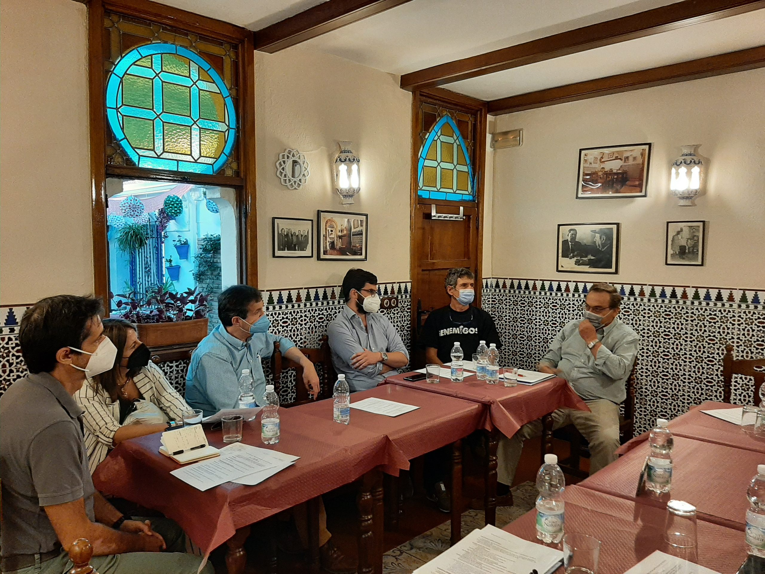 Spanish Focus Group with farmers