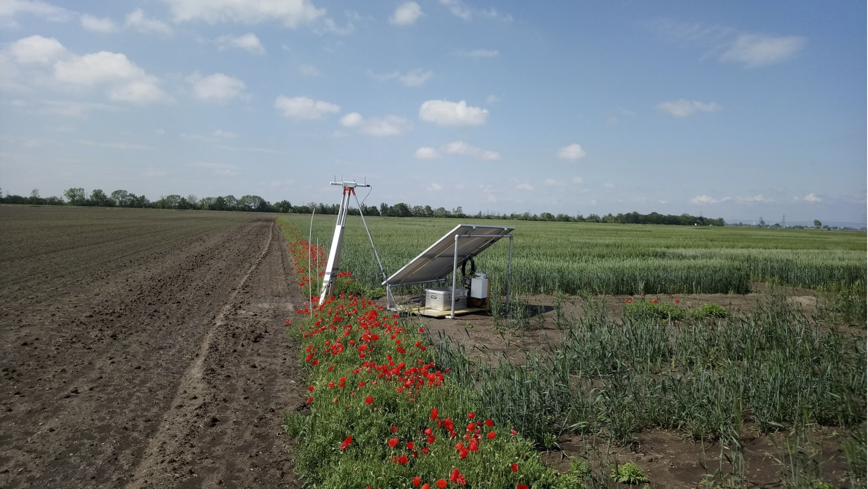 Investigating agricultural water use to make the best out of every drop